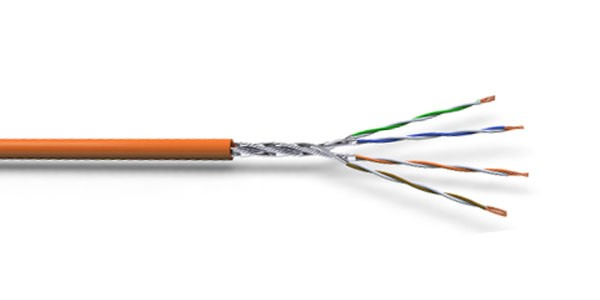 CAT6A F/FTP 23AWG LSZH 500M Orange-img-1