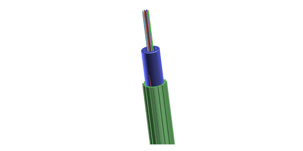 Super Mini Air blown Fiber Cable SM 2 core-img-1