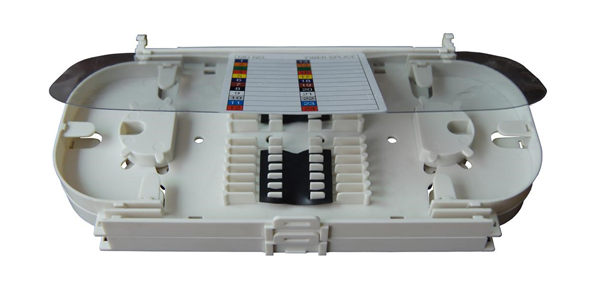 Splice tray, 24 cores for patch panel-img-1