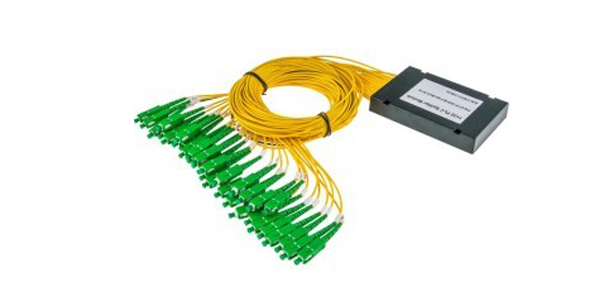 PLC Splitter 1:16 ABS Box Type With 1.5m SC APC Pigtails-img-1