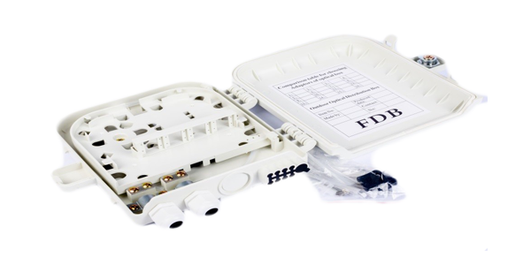 FTTH Termination Box 8 CORE Capacity-img-1